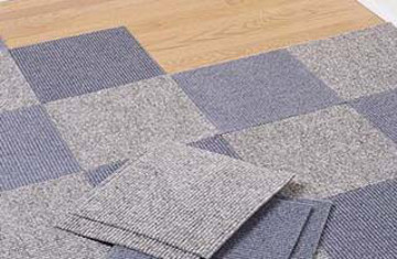 Wall To Wall Carpet Or Modular Tile