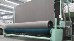 how carpet is made by tufting