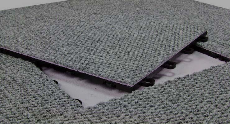 Selecting Carpet Tiles