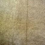 loom oil new carpet showing dark spots dark