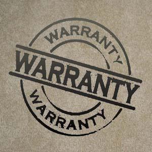 carpet wear warramty